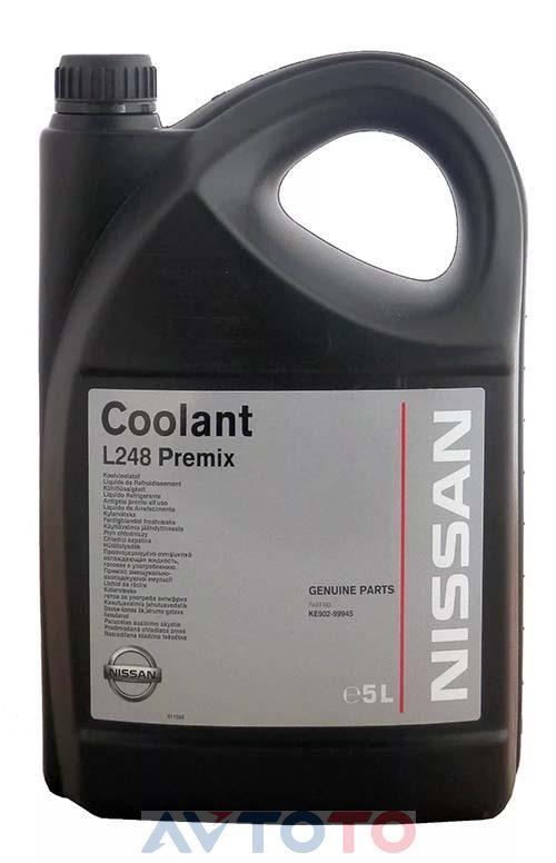 Охлаждающая жидкость Nissan KE90299945
