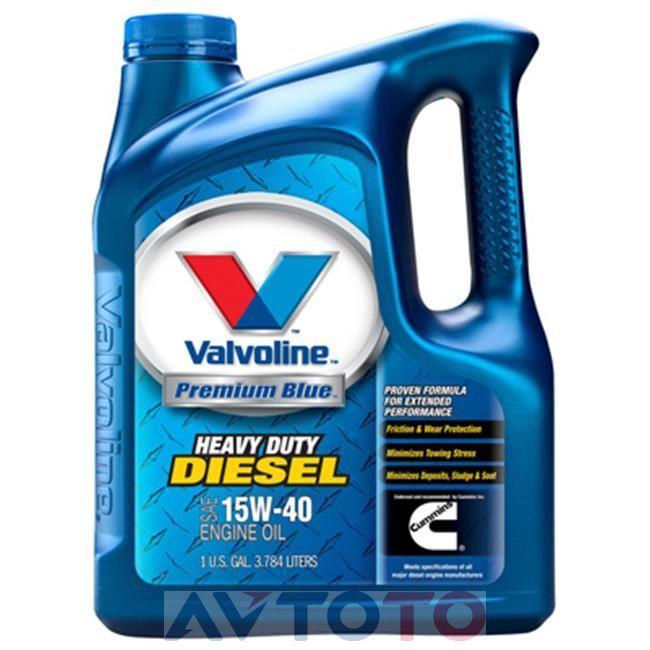 Моторное масло Valvoline VE17711