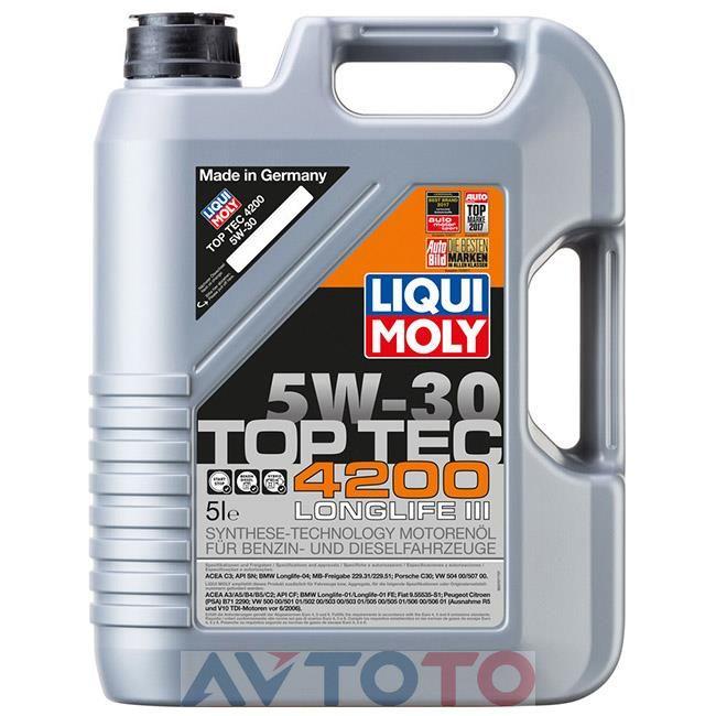 Моторное масло Liqui Moly 7661