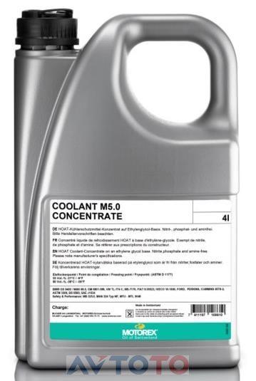 Охлаждающая жидкость Motorex 304783