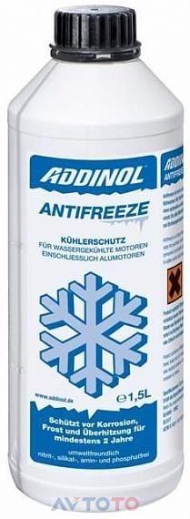 Охлаждающая жидкость Addinol 4014766071156