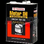 Моторное масло Toyota 0888083322
