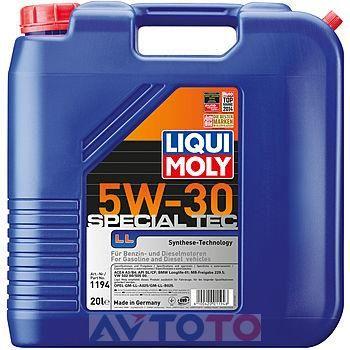Моторное масло Liqui Moly 1194