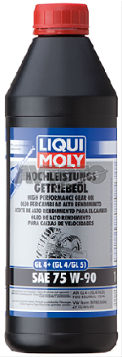 Трансмиссионное масло Liqui Moly 3979