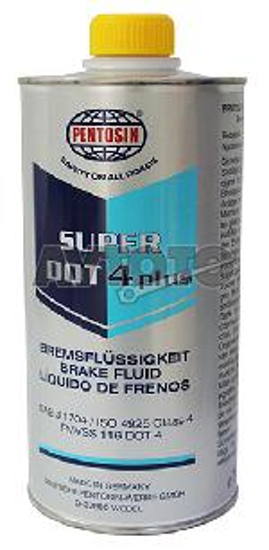 Тормозная жидкость Pentosin 4008849203220