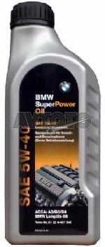 Моторное масло BMW 81229407547