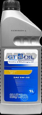 Моторное масло Gt oil 8809059407189