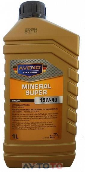 Моторное масло Aveno 3011003001