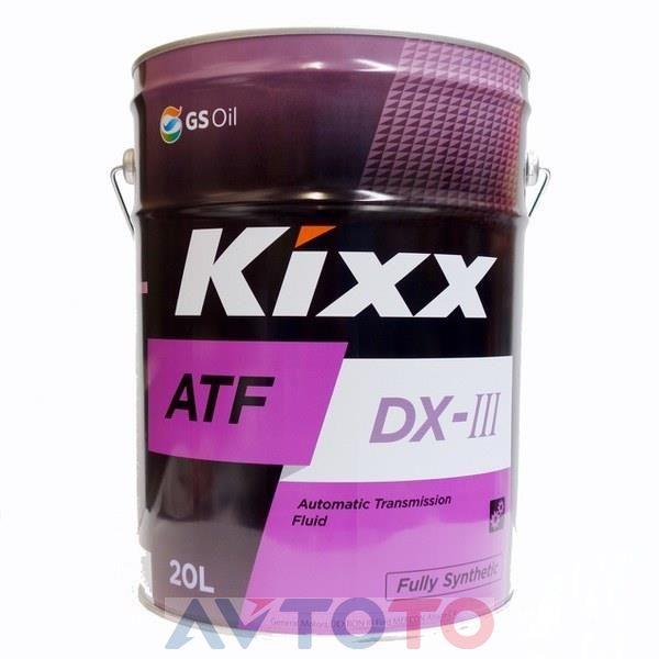 Трансмиссионное масло KIXX L2509P20E1