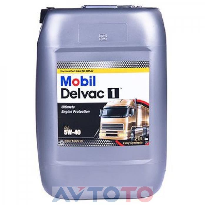 Моторное масло Mobil 141543