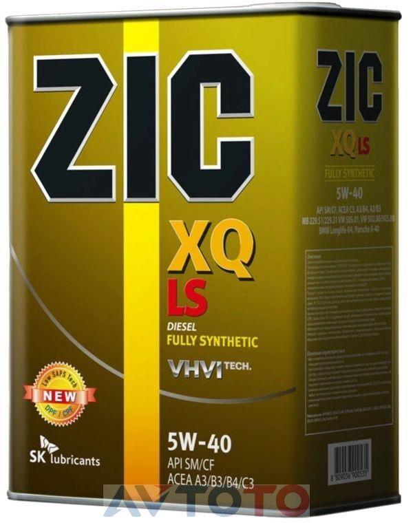 Моторное масло ZIC 8809036900870