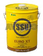 Моторное масло S-Oil DSSU5W40EUR20
