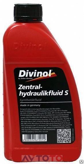 Трансмиссионное масло Divinol 28360C069