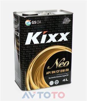 Моторное масло KIXX L205644TE1