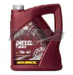 Моторное масло Mannol 4036021505107