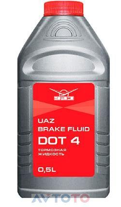 Тормозная жидкость UAZ 000000473402400