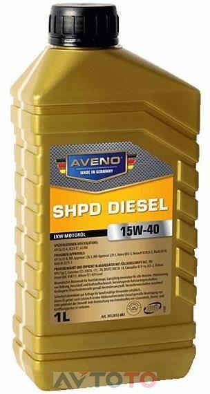 Моторное масло Aveno 3012012001