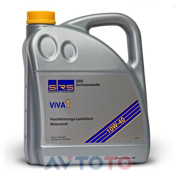 Моторное масло SRS 4033885000182