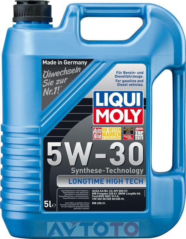 Моторное масло Liqui Moly 1137