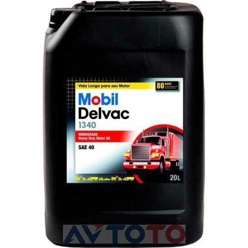 Моторное масло Mobil 121574