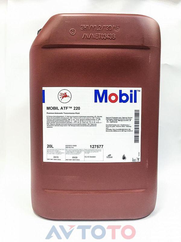 Трансмиссионное масло Mobil 127577
