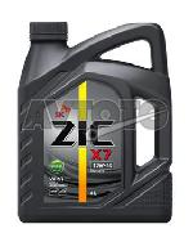 Моторное масло ZIC 162607