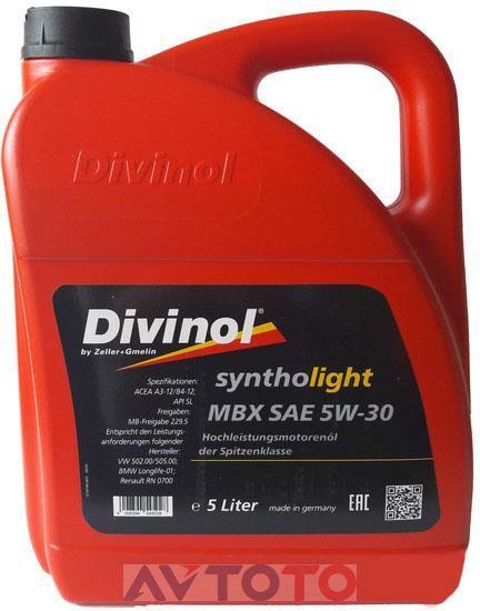 Моторное масло Divinol 49210K007