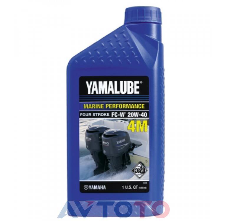 Моторное масло Yamaha LUB20W40FC12
