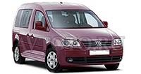 Автозапчасти Volkswagen 2 пок   (07-10) с распашными задними дверями