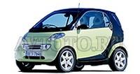 Автозапчасти Smart 450  (98-04)
