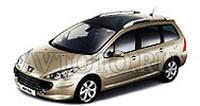 Автозапчасти Peugeot Break/SW (04-08) универсал