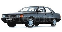 Автозапчасти Audi C3 (82-90) седан