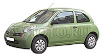 Автозапчасти Nissan 3 пок   (03-05)