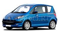 Автозапчасти Peugeot (05-11)