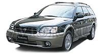 Автозапчасти Subaru 2 пок   (99-03) седан