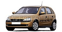 Автозапчасти Opel B (93-00) хетчбек  5 дверей
