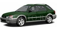 Автозапчасти Subaru 2 пок   (99-03) универсал
