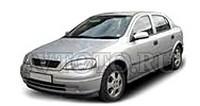 Автозапчасти Opel G (98-05) седан