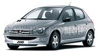 Автозапчасти Peugeot SW (02-06) универсал