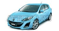 Автозапчасти Mazda BL  (09-11) седан