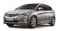 Автозапчасти Hyundai (14-) хетчбек