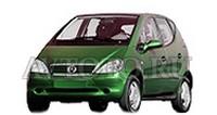 Автозапчасти Mercedes-Benz 168 (97-04)