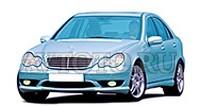 Автозапчасти Mercedes-Benz W203 (00-03) седан