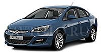Автозапчасти Opel J (12-) седан