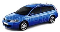 Автозапчасти Renault 2 пок   (03-05) универсал