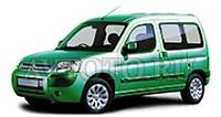 Автозапчасти Citroen 1 пок   (96-08) распашные задние двери