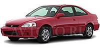 Автозапчасти Honda 6 пок   (95-01) седан