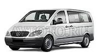 Автозапчасти Mercedes-Benz W639  (09 05-07 10) с задней крышкой