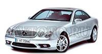 Автозапчасти Mercedes-Benz C215 (00-05) крепление «боковой штырь»