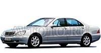 Автозапчасти Mercedes-Benz W220 (98-00) крепление «крючок»